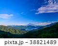 《神奈川県》箱根から、爽やかな夏富士 38821489