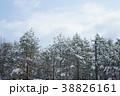 snowscape, snowy landscape, winter scenery 38826161