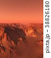 マルス 火星 峡谷のイラスト 38826180