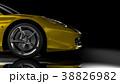 車 自動車 ヨコのイラスト 38826982