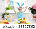 イースター 復活祭 ブレックファーストの写真 38827562