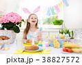 イースター 復活祭 ブレックファーストの写真 38827572