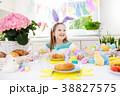 イースター 復活祭 ブレックファーストの写真 38827575