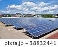 ソーラーパネル 38832441