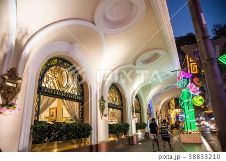 マジェスティックホテル サイゴン Majestic Hotel Saigon ベトナムホーチミン市 38833210