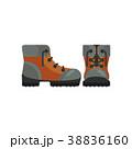 tourist boots icon 38836160