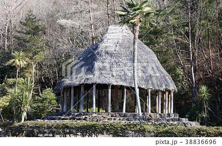 ポリネシア サモアの家 38836696