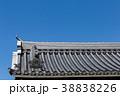 瓦屋根 屋根 建物の写真 38838226