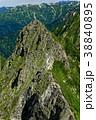 山 北アルプス 大キレットの写真 38840895