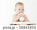 젖병,우유,아기의자,유아,베이비,아기 38843850