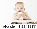 젖병,우유,아기의자,유아,베이비,아기 38843855