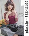 女性 ポートレート ボブの写真 38848199