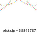 三角旗 38848787