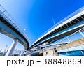 ジャンクション 晴れ 東雲ジャンクションの写真 38848869