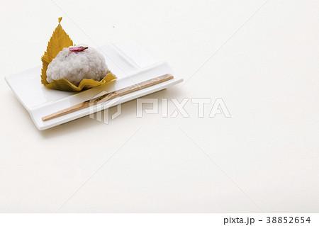 日本の生菓子 さくら餅 春の和菓子 38852654