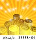 コイン ポイントコイン ポイントのイラスト 38853464