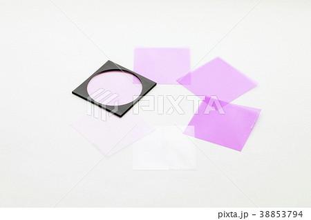 写真フイルター CCフイルター マゼンタ 38853794