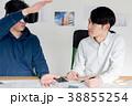 男性 人物 VRの写真 38855254