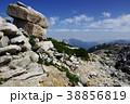 夏山 山 山岳の写真 38856819