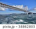 鳴門海峡 海 橋の写真 38862803