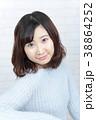 女性 女の子 若いの写真 38864252