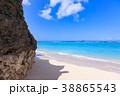 ビーチ 海 風景の写真 38865543