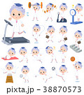 Research Doctor old women_Sports & exercise 38870573