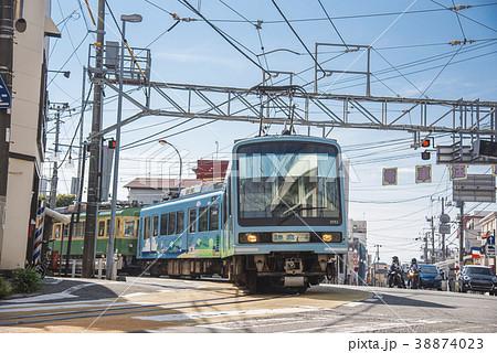 江ノ電 腰越 38874023