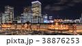 東京駅 駅 風景の写真 38876253