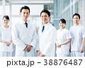 白衣 チーム 人物の写真 38876487