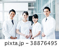白衣 チーム 人物の写真 38876495