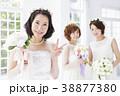 花嫁 ウエディング 結婚 ブライダル 38877380