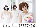 花嫁 ウエディング 結婚の写真 38877426