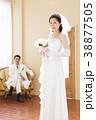 女性 ブライダル 人物の写真 38877505