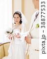 女性 ブライダル 人物の写真 38877533
