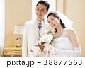 ウエディング 結婚 ブライダルの写真 38877563