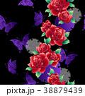 植物 花 薔薇のイラスト 38879439
