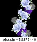植物 花 薔薇のイラスト 38879440