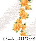 植物 花 薔薇のイラスト 38879446