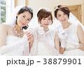 ウエディング 花嫁 女性 結婚 ブライダル 38879901