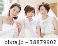 ウエディング 花嫁 女性 結婚 ブライダル 38879902