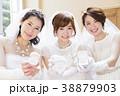 ウエディング 花嫁 女性 結婚 ブライダル 38879903