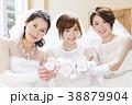 ウエディング 花嫁 女性 結婚 ブライダル 38879904
