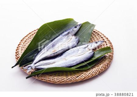 塩干魚 さんまの開き 38880821