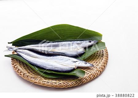 塩干魚 さんまの開き 38880822