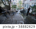 香港の急な階段 38882629