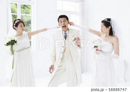 花嫁 ウエディング 結婚 ブライダル 38886747