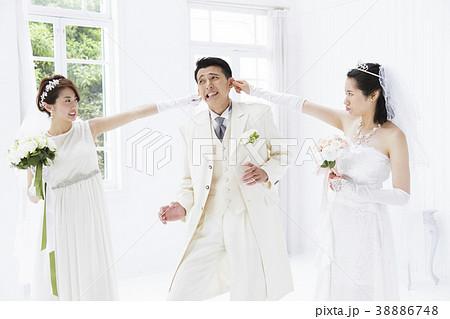 花嫁 ウエディング 結婚 ブライダル 38886748