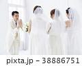 花嫁 ウエディング 結婚 ブライダル 38886751