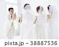 結婚 ウェディング 花嫁 ウエディング ブライダル 38887536